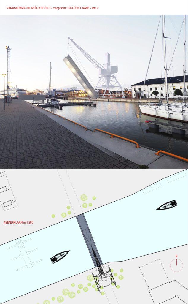 admiraliteedi bassein, sild, sadam, tallinn, salto